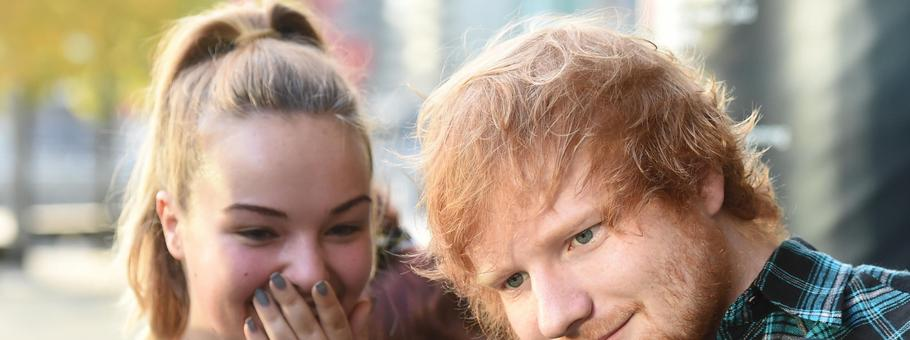 ED SHEERAN AT BBC BREAKFAST / SF2 , kod: 175571-3