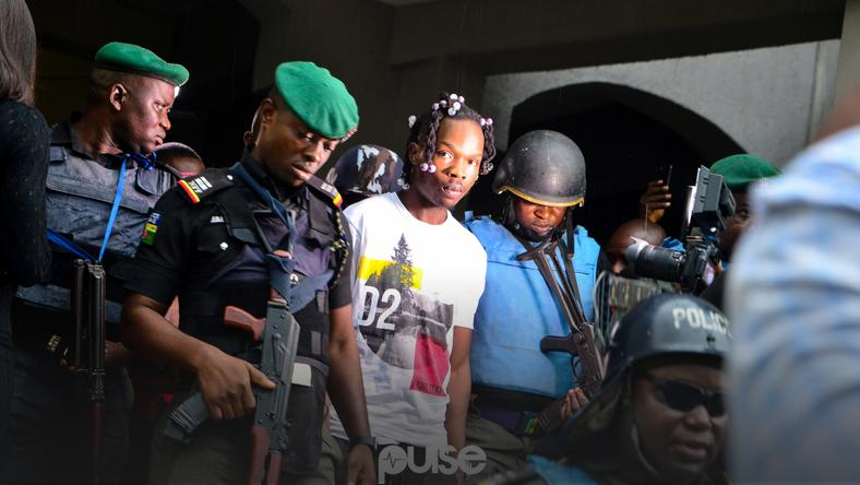 Image result for Naira Marley remanded in prison for alleged internet fraud