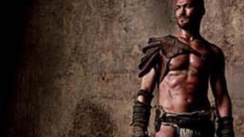 """Kadr z serialu """"Spartakus: Krew i piach"""""""