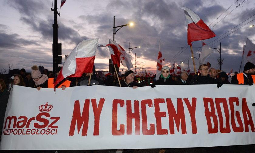 Kaczyński: bardzo prawdopodobna prowokacja na Marszu Niepodległości