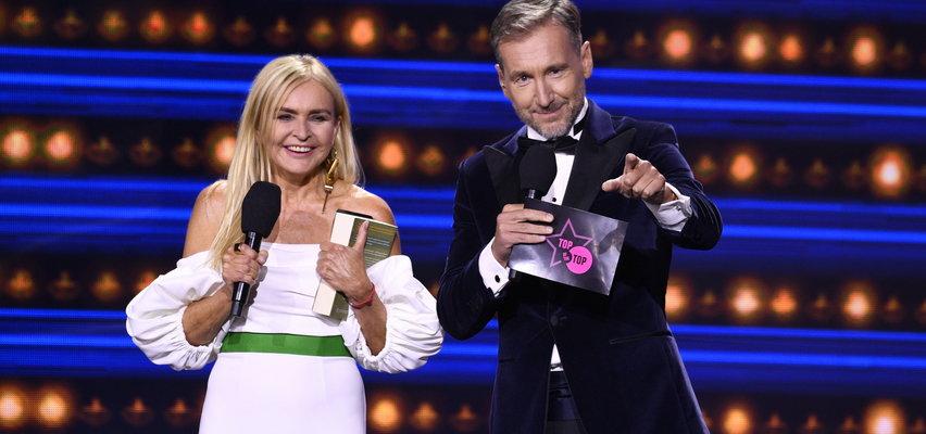 """Monika Olejnik i Piotr Kraśko na Top of the top Sopot 2021 zebrali gromkie brawa od publiczności. """"To jest reasumpcja naszego występu"""". Ale to nie koniec!"""