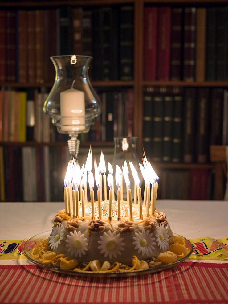 Rođendanska torta James Petts