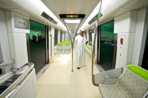 Metro Alstom dla Rijadu