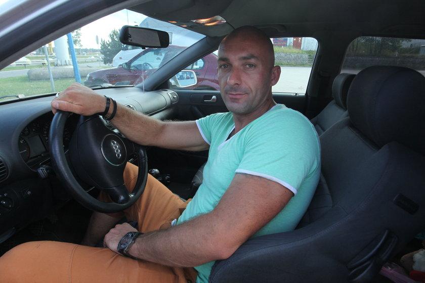 Grzegorz Kosak ( 36 l.) z Pomorza.