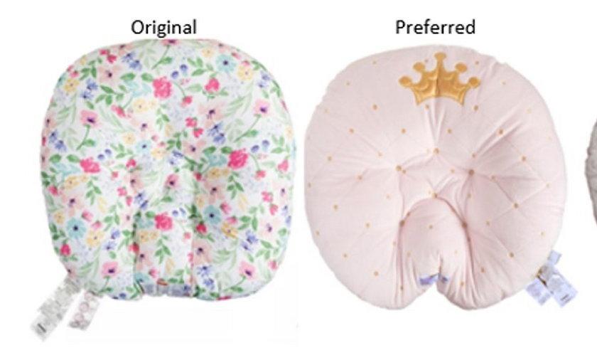 Niebezpieczne poduszki dla niemowląt wycofane. Powodują śmierć dzieci