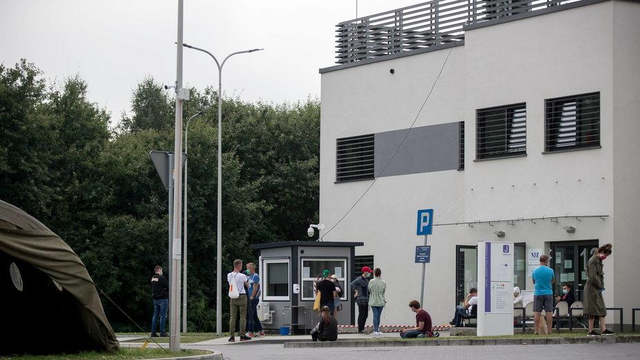 Oddział Zakaźny Szpitala Uniwersyteckiego w Krakowie