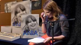 Rodzina i przyjaciele na premierze książki o Annie Przybylskiej. Nie zabrakło łez!