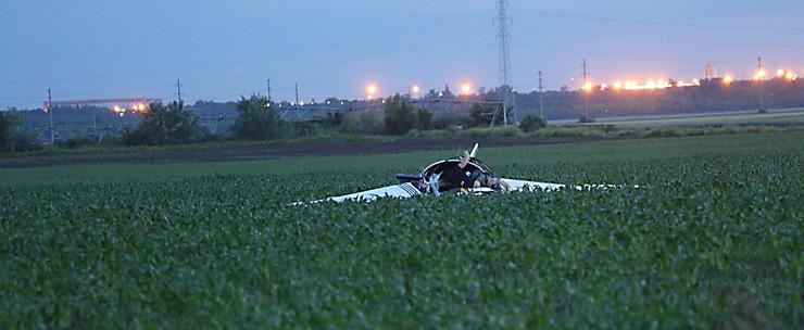 avion nesreća aerodrom 13. maj