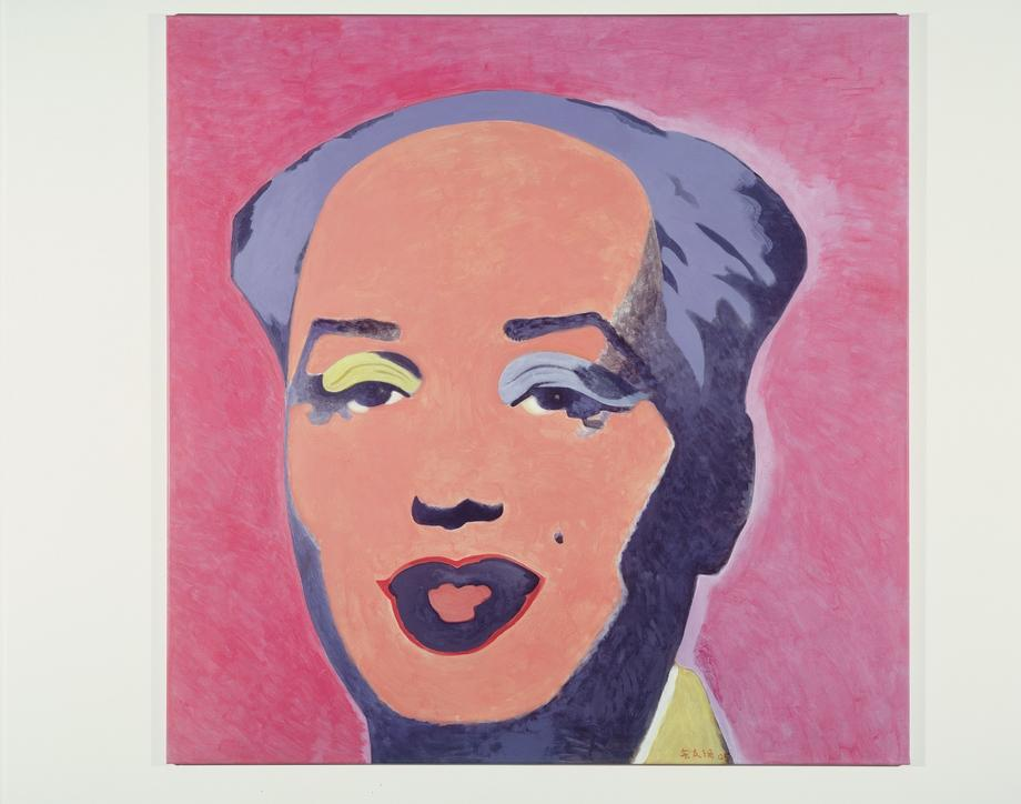 "Yu Youhan, ""Untitled (Mao/Marilyn)"", 2005"