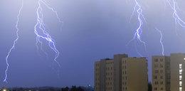 Uwaga! Synoptycy ostrzegają przed burzami z gradem