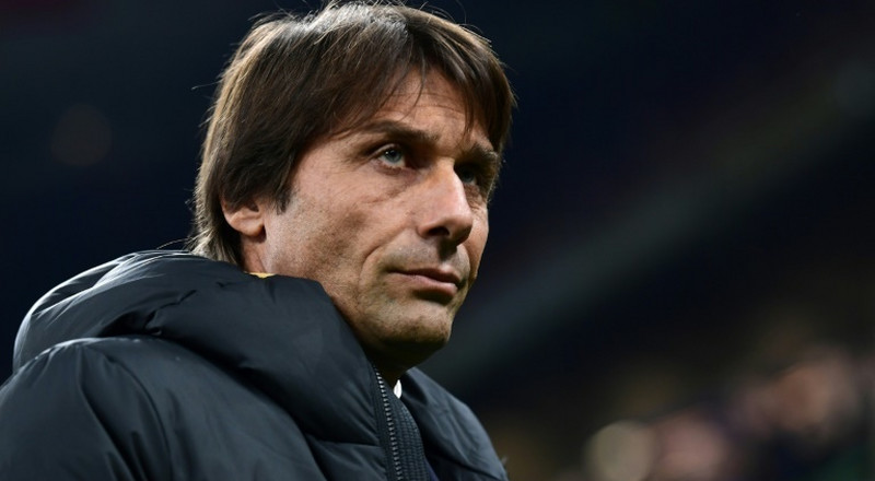 Inter coach Conte under police protection after bullet sent in post - reports
