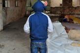 Novi Sad 7 decak osumnjicen da je zapalio beskucnika foto Robert Getel