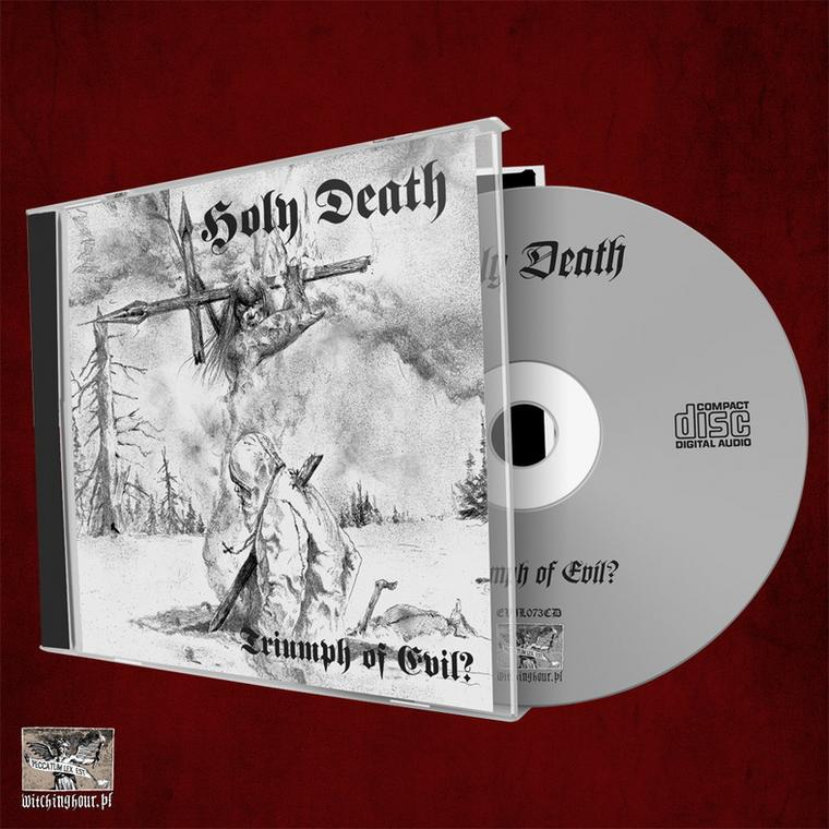 """Holy Death – """"Triumph Of Evil?"""""""