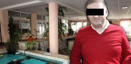 Skandal! Marcin P. odbywał areszt w ośrodku wczasowym!