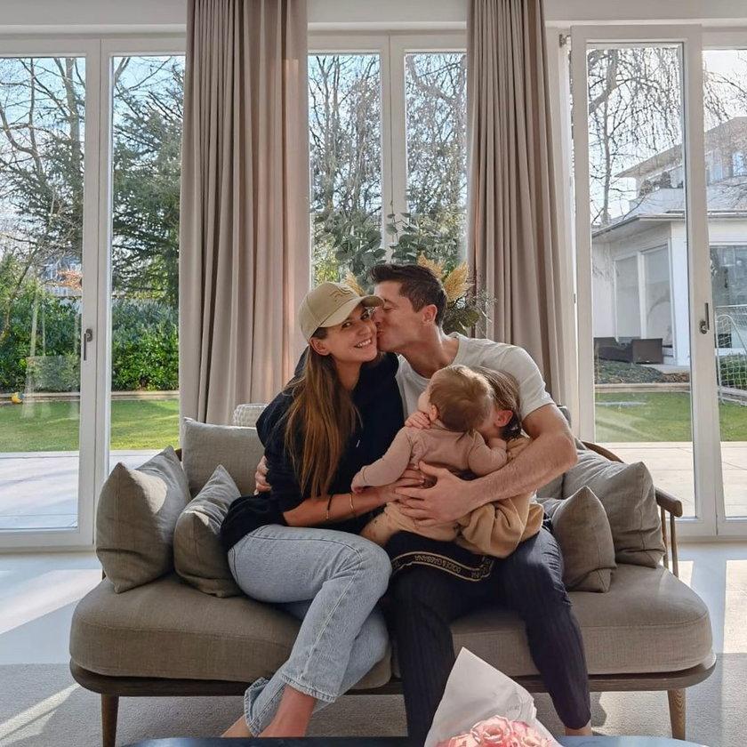 Robert i jego żona Ania (33 l.) mają dwie córki – Klarę (4 l.) i niespełna roczną Laurę.