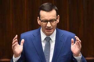 Premier o o ujawnieniu majątku rodzin polityków