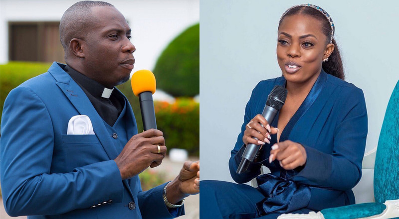 Nana Aba Anamoah bans Counselor Lutterodt from appearing on Gh One TV