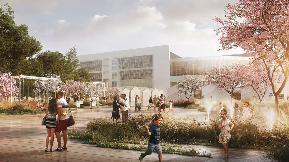 Rusza budowa Ogrodów Ulricha w Warszawie