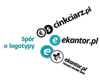Cinkciarz.pl kontra Ekantor.pl: Znaki euro i dolarów spowszedniały już Polakom