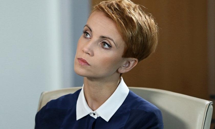 Katarzyna Zielińska w Barwach Szczęścia