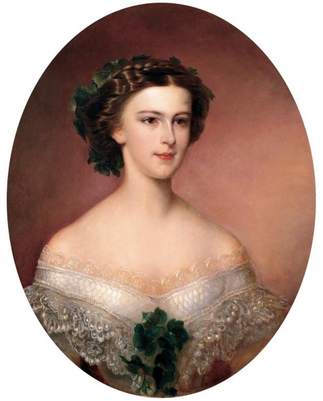 Elizabeta ubrzo nakon što je postala austrijska carica