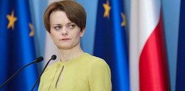 Emilewicz o strajkach kobiet: nikt nie spodziewał się takich protestów
