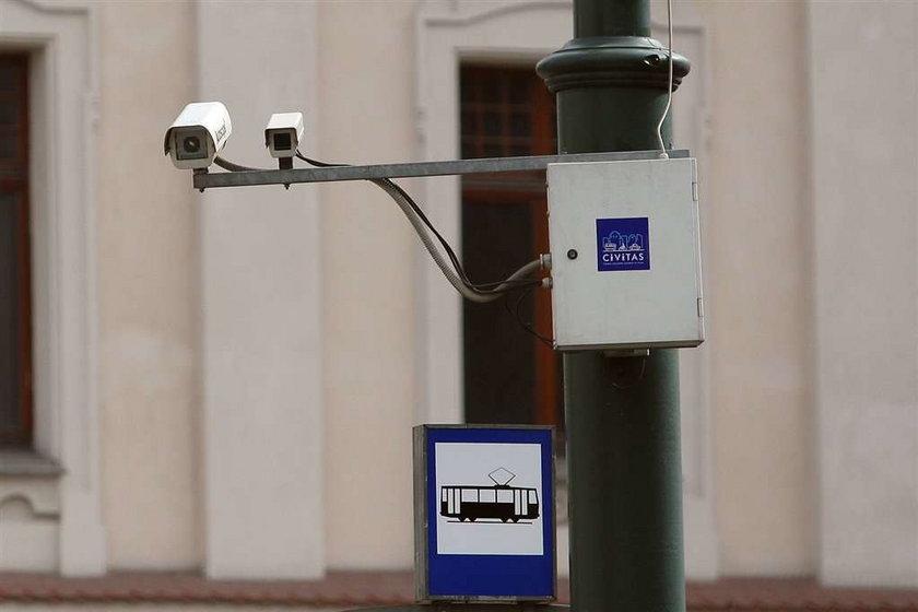 Kamery będą polować na kierowców