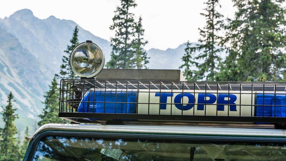 Śmiertelny wypadek w Tatrach. Przy mężczyźnie znaleziono sprzęt do wspinaczki