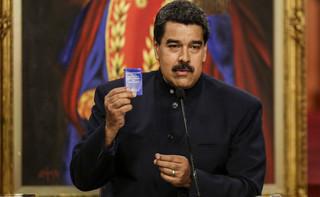 W Wenezueli nie ma alternatywy dla dyktatora