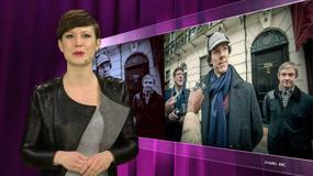 """Paweł Małaszyński jest zmęczony swoim bohaterem z """"Lekarzy""""; pojawił się zwiastun trzeciego sezonu """"Sherlocka"""" - Flesz Filmowy"""