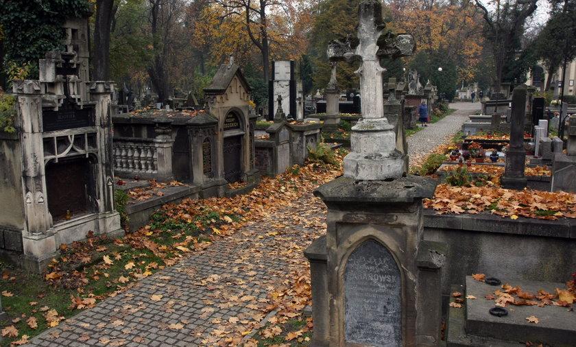 Komunikacja w Krakowie na święto zmarłych