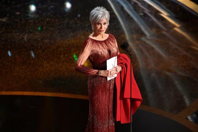 Džejn Fonda na dodeli Oskara 2020