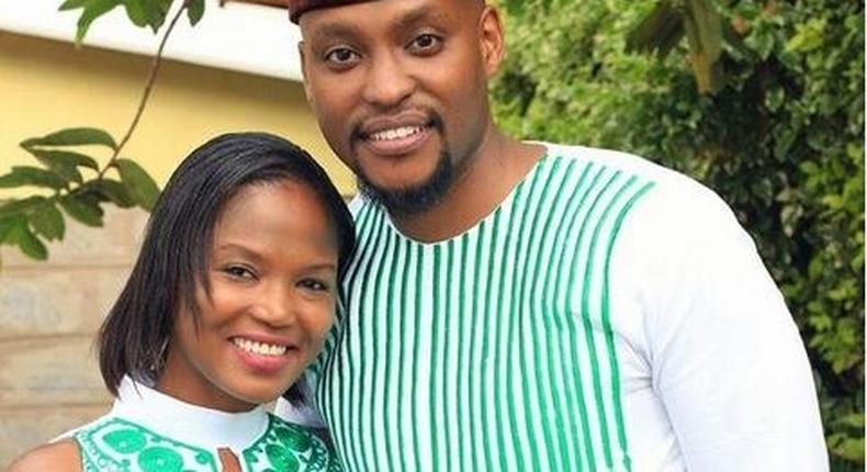 Evaline Momnayi and Paul Mwaura Ndichu