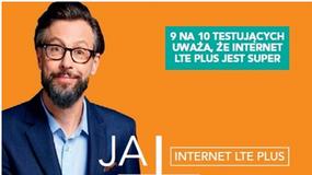 Przestestuj internet mobilny LTE sieci Plus za 9zł