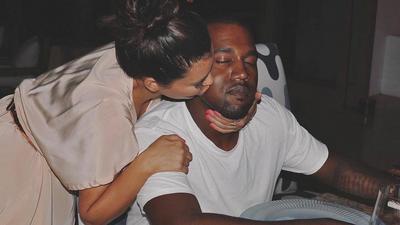 Kanye West was reportedly unfaithful to Kim Kardashian during their marriage