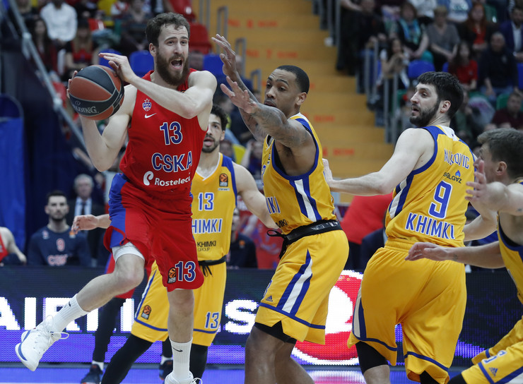 KK CSKA Moskva, Serhio Rodrigez