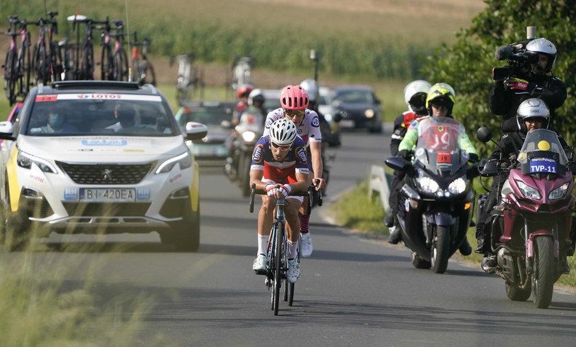 W niedzielę ostatni etap 77. Tour de Pologne