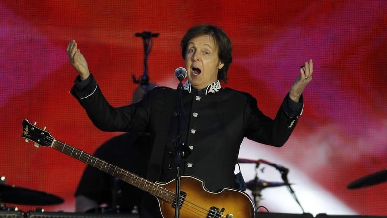 Paul McCartney skończył 70 lat