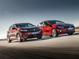 Czy będzie sensacja? Nowa Dacia Sandero kontra Hyundai i20