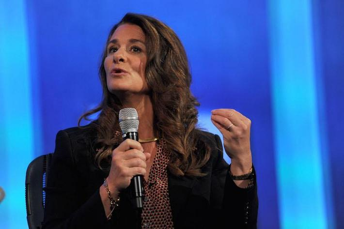 3. Melinda Gates (USA)
