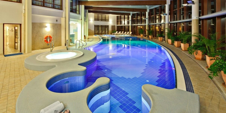Hotel Dom Zdrojowy Resort & SPA - strefa Wellness i SPA