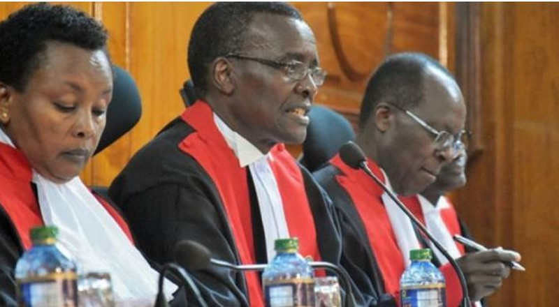 CJ Maraga announces the suspension of several court activities across the country for 2 weeks