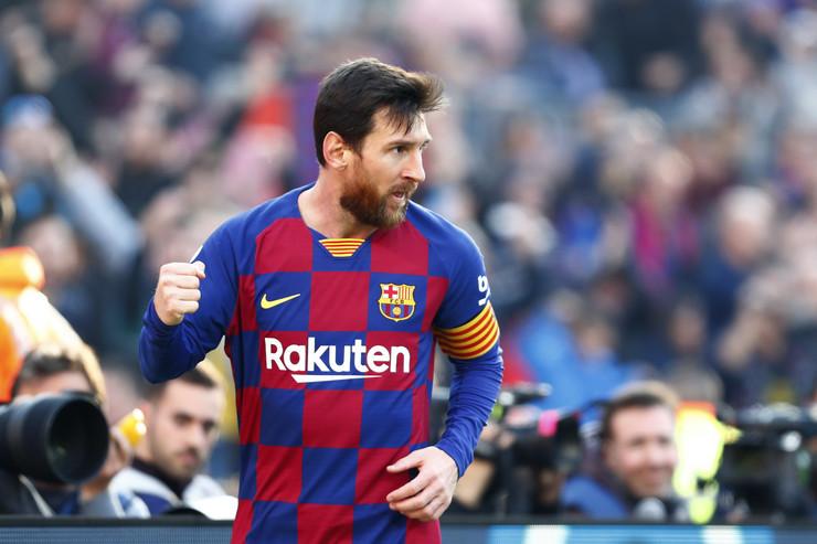 """Dres Barselone koji je """"završio svoje"""""""