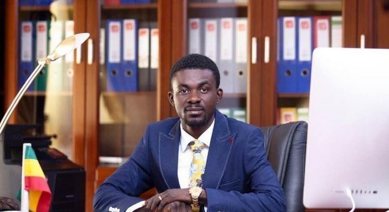 Menzgold Ghana Limited CEO, Nana Appiah Mensah