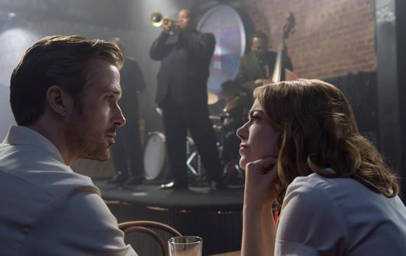Rajan Gosling i Ema Stoun u filmu