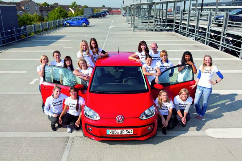 Volkswagen postanowił udowodnić, że małe też jest… wielkie
