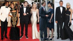 Najbardziej stylowe pary w show-biznesie w 2011 roku
