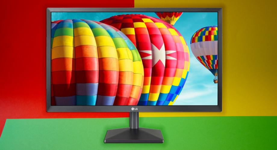 LG 24MK430H-B: Günstiger Gaming-Monitor im Test