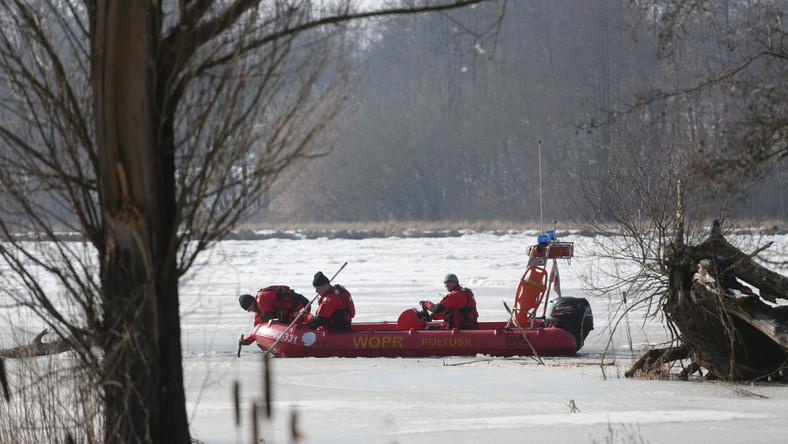 Akcja poszukiwawcza ciała Jana Lityńskiego