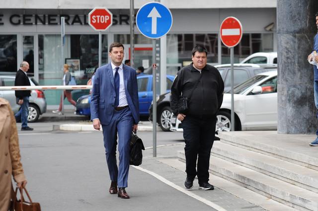 Igor Stamneković, suđenje zbog ukradenih testova